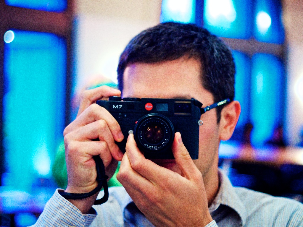 Rediscovering film with the Leica M7